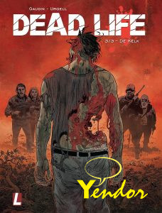 Dead Life - hardcover 3