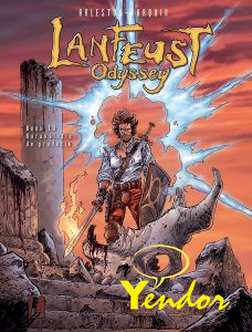 Lanfeust Odyssey - softcovers 10