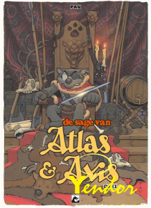 Sage van Atlas & Axis, de 3