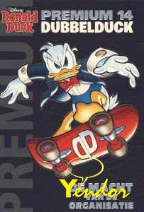 Donald Duck Premium pocket 14