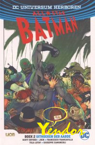 All Star Batman DC Universum Herboren (NL) 2