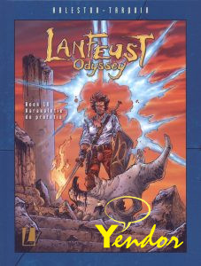 Lanfeust Odyssey - hardcovers 10
