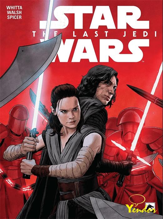 Star Wars Filmboek Episode VIII, The Last Jedi