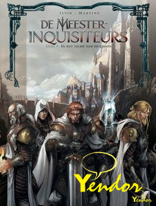 Meester-Inquisiteurs - softcovers 6