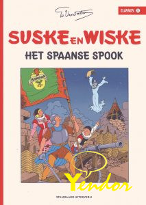 Suske en Wiske - classic - softcovers 21