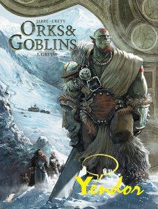 Orks & Goblins - hardcovers 3