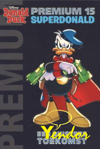 Donald Duck Premium pocket 15