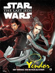 Star Wars Jeugd Episode VIII, The Last Jedi