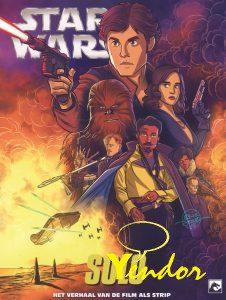 Star Wars jeugd Han Solo