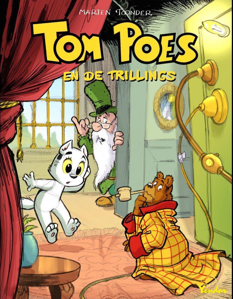 Tom Poes en de trillings
