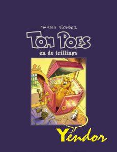 Tom Poes en de trillings, luxe uitgave