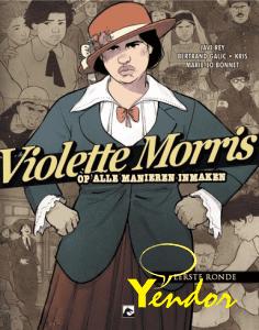Violette Morris 1