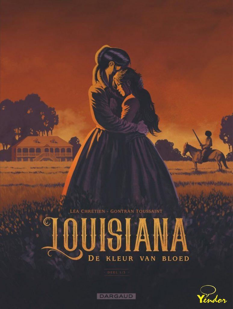 Louisiana, de kleur van het bloed 1