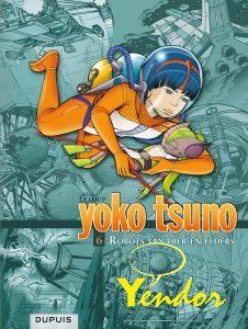 Yoko Tsuno integraal 6