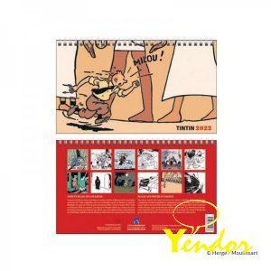 Kuifje - kalender en agenda