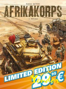 Battleaxe Limited Edition