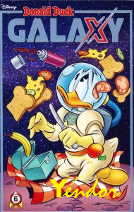 Donald Duck Galaxy 6