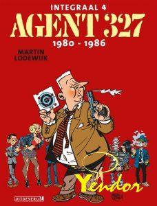 Agent 327  integraal 4, 1980-1986 Luxe editie