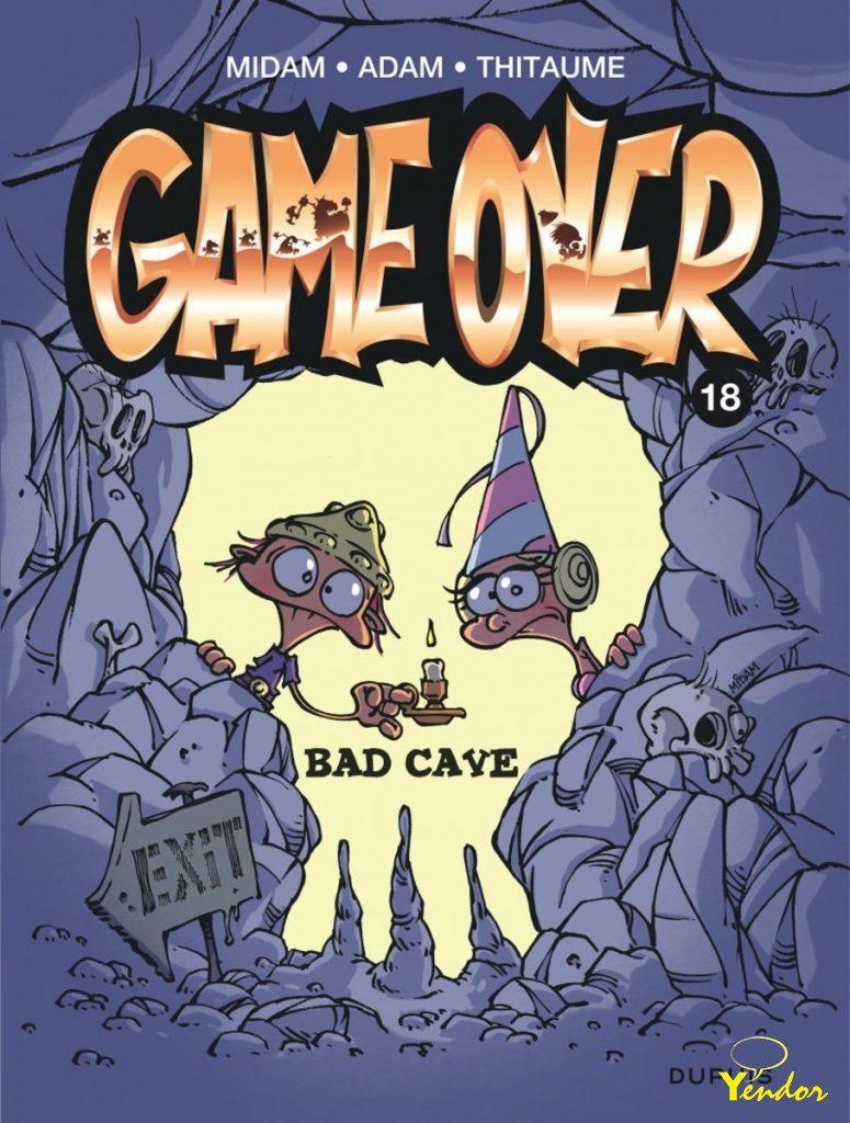 Bad cave