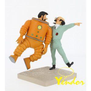 Haddock & Zonnebloem - Maan