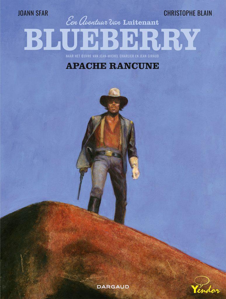 Blueberry door... 1: Apache Rancune