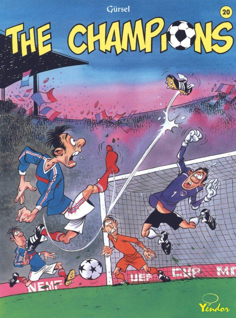 The Champions 20