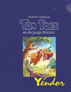 Tom Poes en de jonge schicht