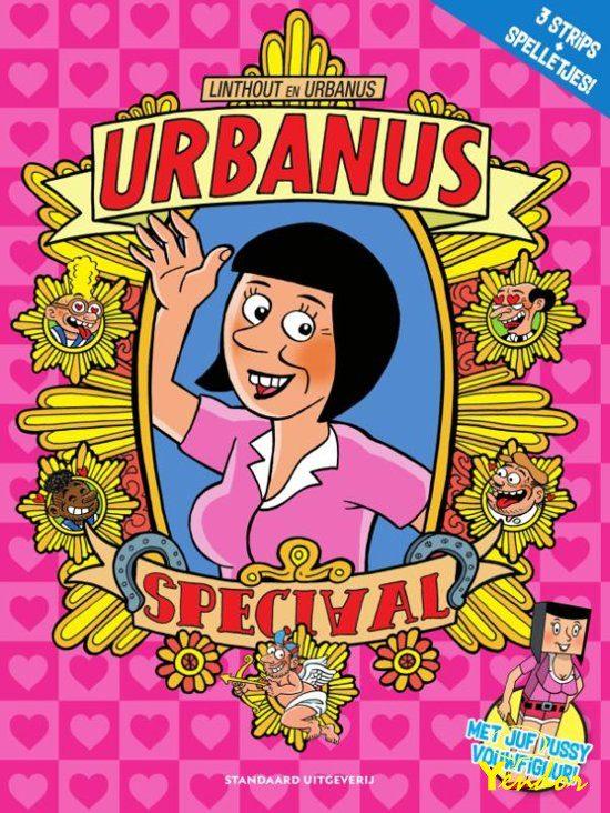 Urbanus special 17- Juffrouw Pussy