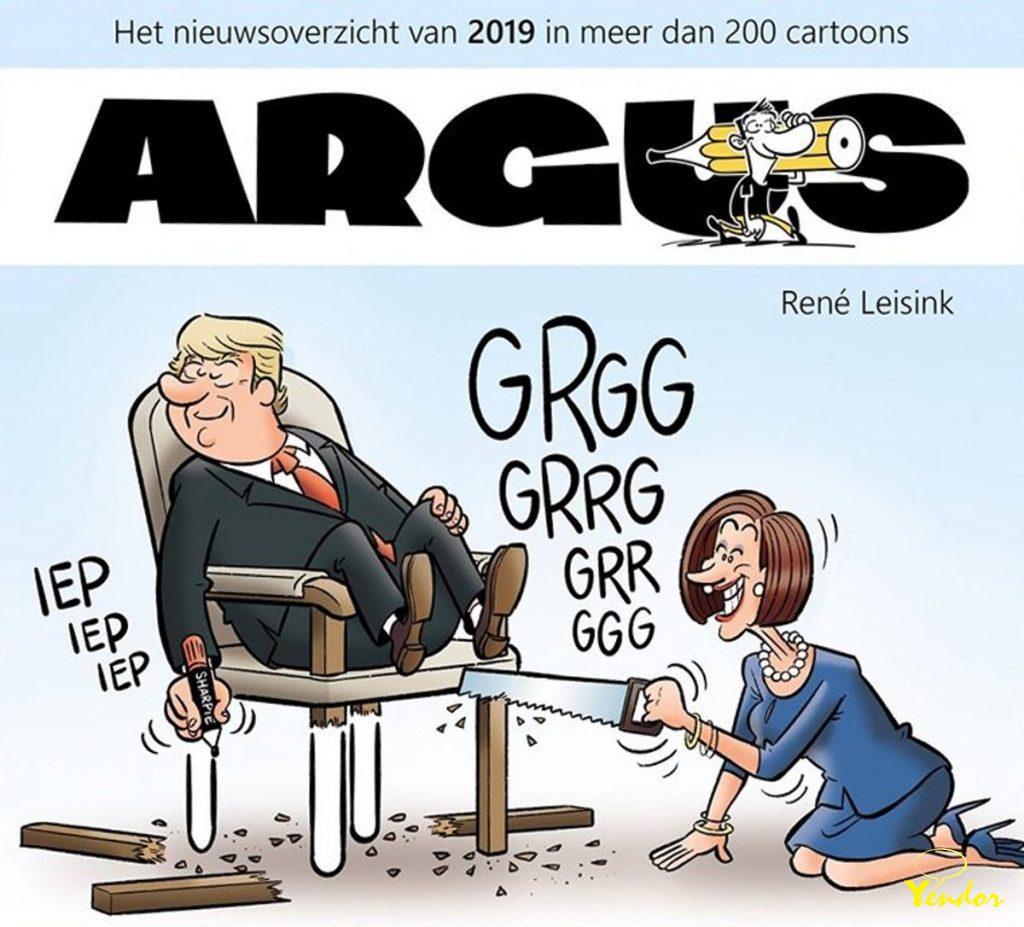 Argus nieuwsoverzicht 2019