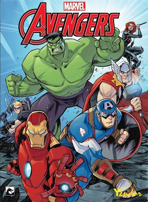 Avengers jeugd