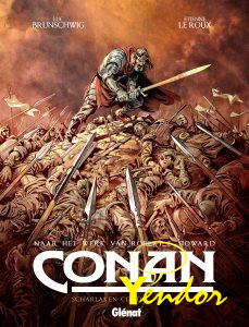 Conan de avonturier 5