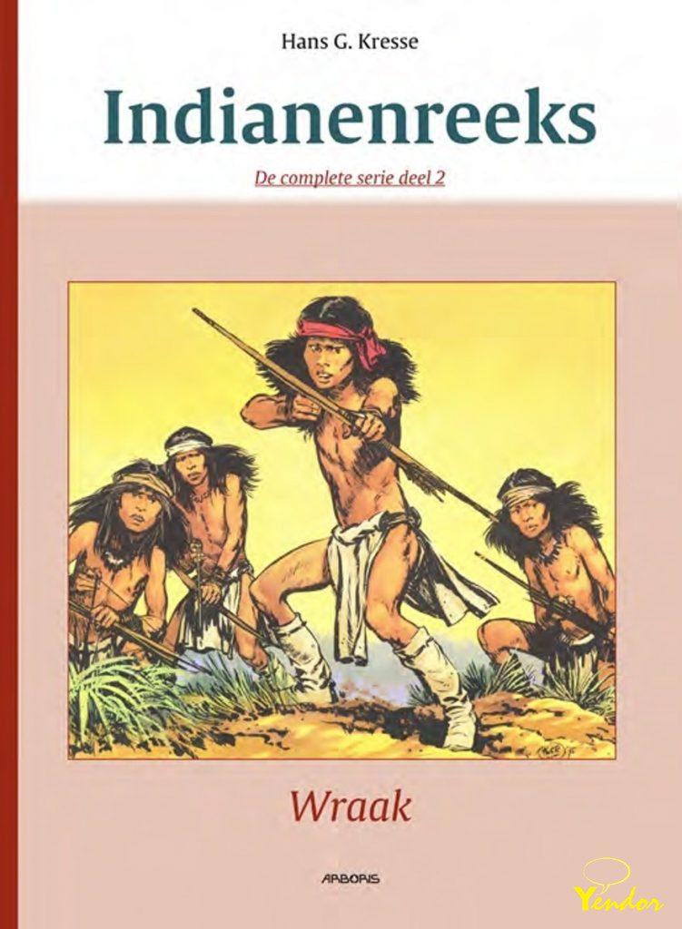 Indianenreeks integraal 2