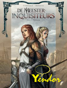 Meester-Inquisiteurs - softcovers 8