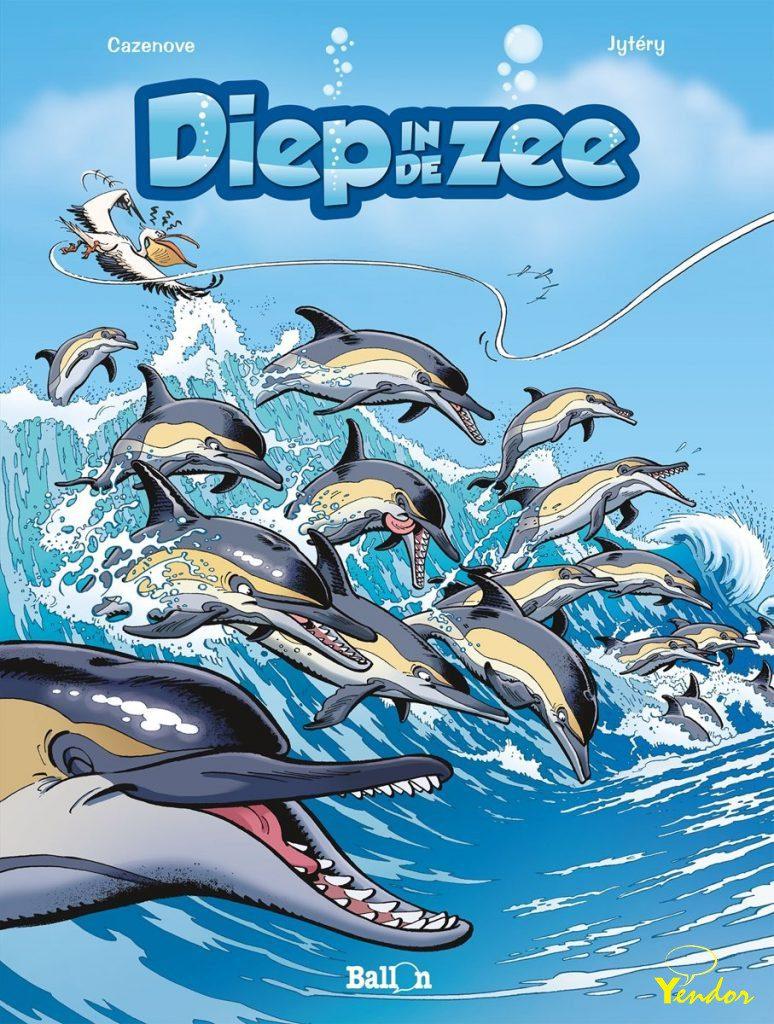 Diep in de zee 5