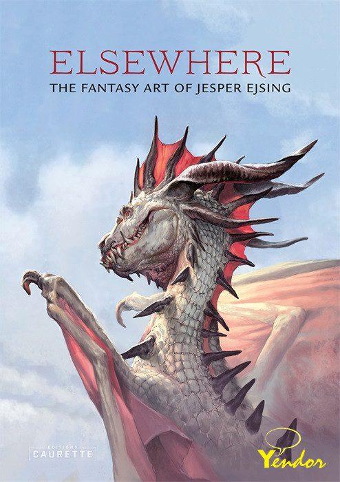 Elsewhere, The fantasy art of Jesper Ejsing