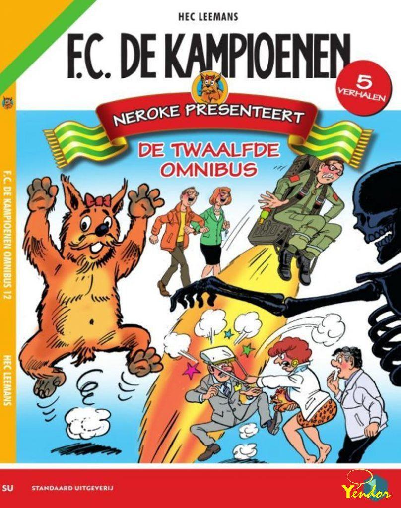 F.C. De Kampioenen Omnibus 12, Neroke presenteert