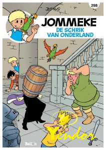 Jommeke - softcovers 298