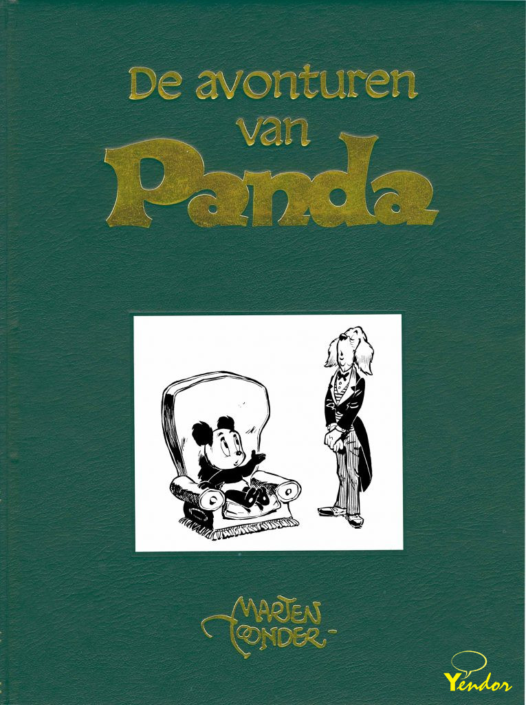 Panda integraal 25