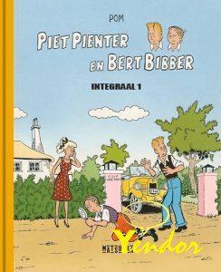 Piet Pienter en Bert Bibber 1