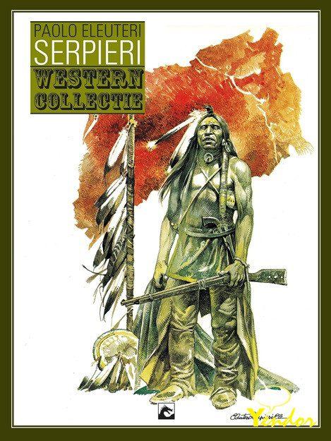 Serpieri western collectie 4 - Tecumseh
