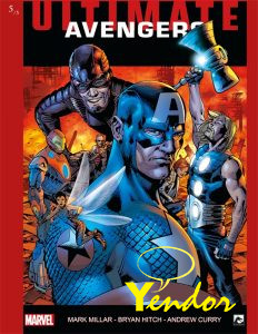 Ultimate Avengers (NL) 5