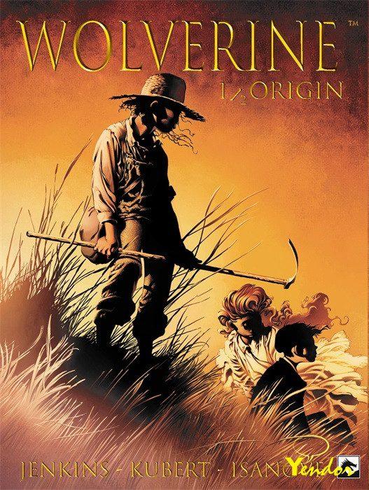 Wolverine Origins 1