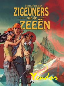 Zigeuners van de zeeën 1