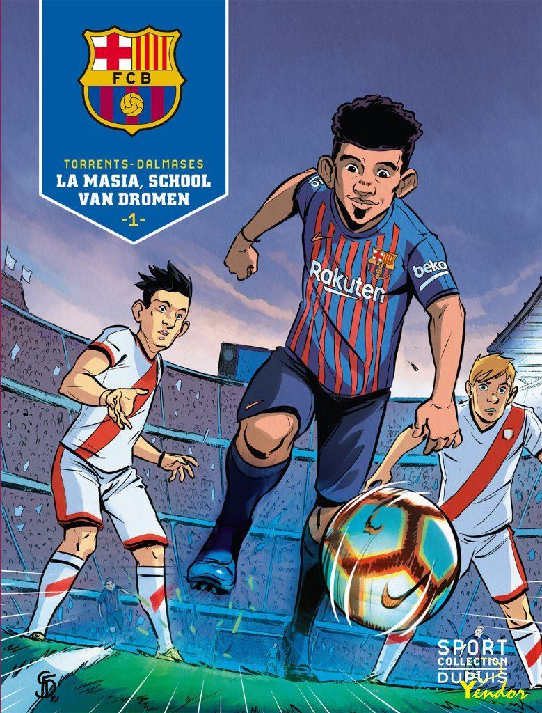 Barcelona: La Masia, school van dromen