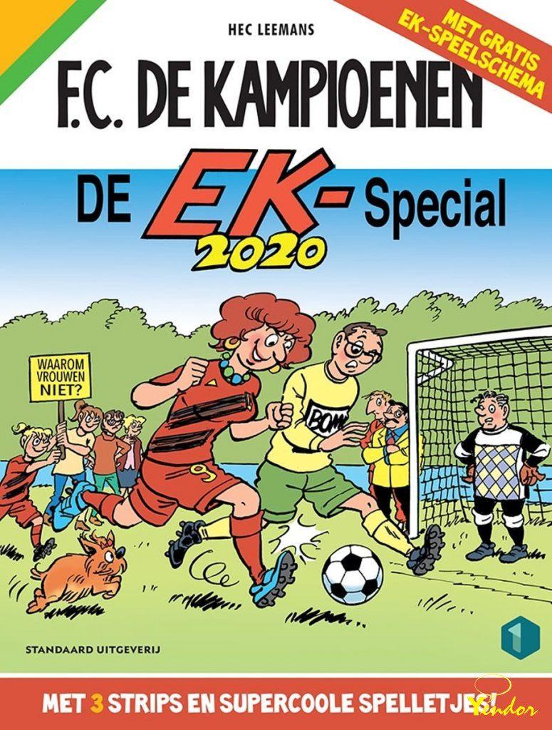 F.C. De Kampioenen EK special