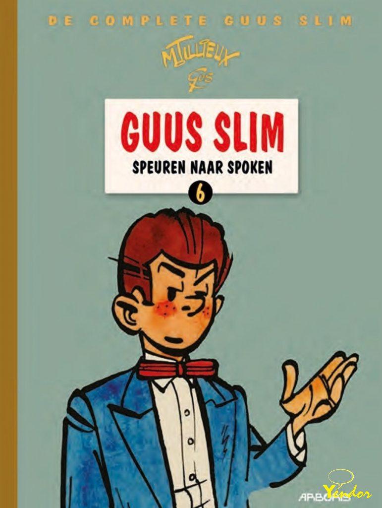 Guus Slim integraal 6, Luxe editie