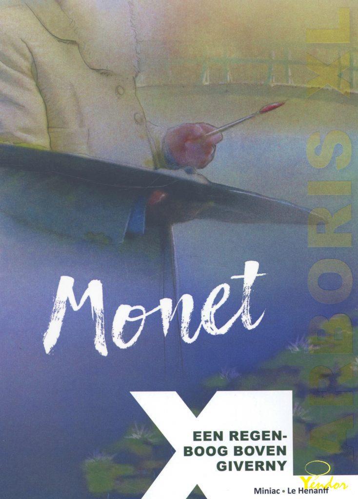 Monet, een regenboog boven Giverny 1
