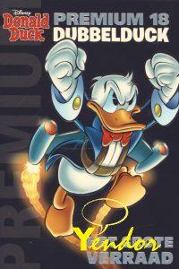 Donald Duck Premium pocket 18