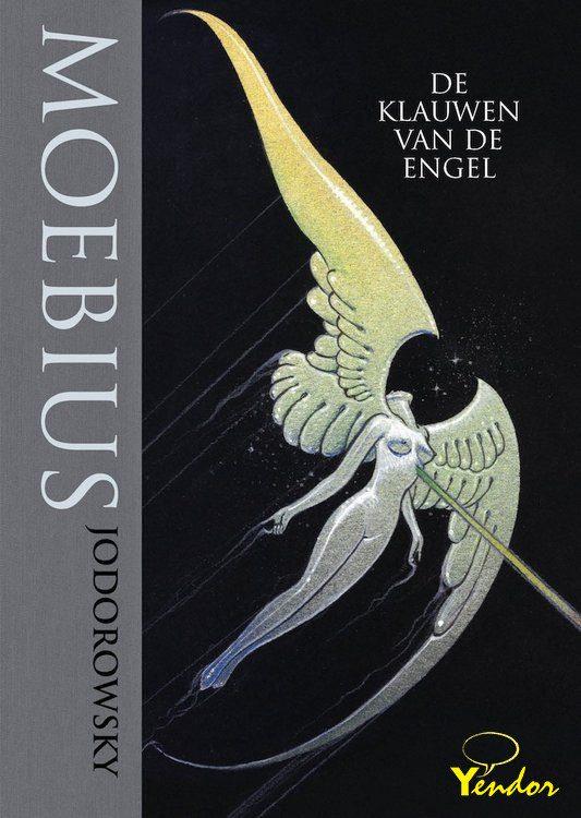 De klauwen van de engel, luxe editie