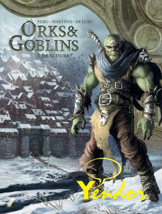 Orks & Goblins - hardcovers 5